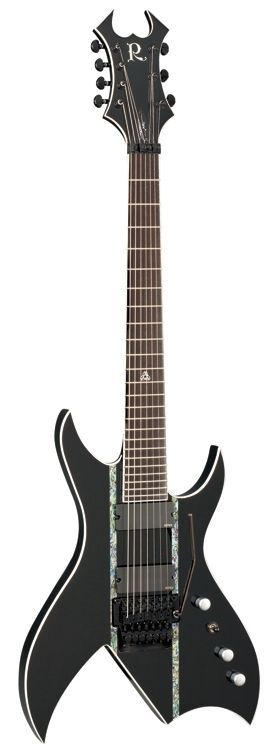 BC Rich Steve Smyth 7 String Bich Guitar ONYX Free Items With Order Please Ask