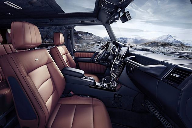 2016 Mercedes-Benz G-Class | HiConsumption