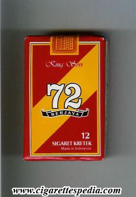 72 Kretek - Indonesia