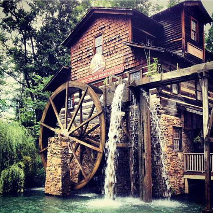 The Grist Mill at Dollywood  #Pin2Win prizes from the Pigeon Forge Department of Tourism! Visit http://www.mypigeonforge.com/pinterest/?ucid=MS2013-000313 to find out how you could win these #PigeonForge prizes.