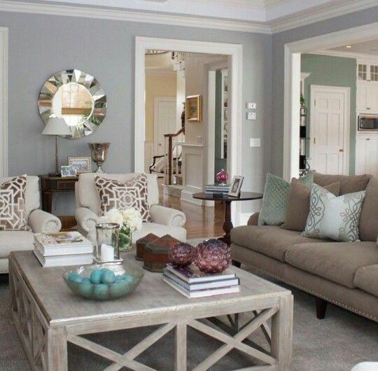 Wohnzimmer, Blaue Wohnzimmer, Wohnzimmer Ideen, Wie Du, Traum Schlafzimmer,  Renovierungsbedürftige Lackfarben, Haus Lackfarben, Haus Design, Kreative  Ideen
