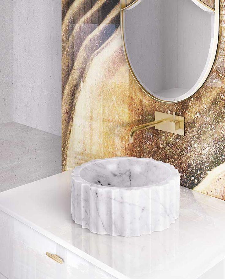 Bathroom Inspirations: Top 5 Luxury Goods From Maison Valentina – ID