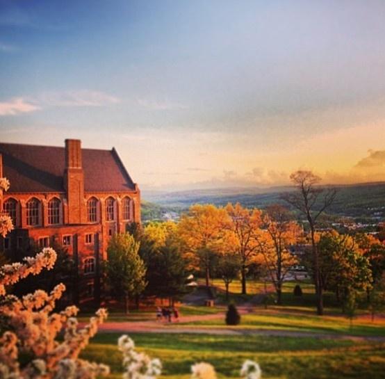 Cornell University Campus Beautiful Travel Pinterest