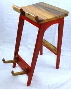 Guitar Stool Reader S Gallery Fine Woodworking