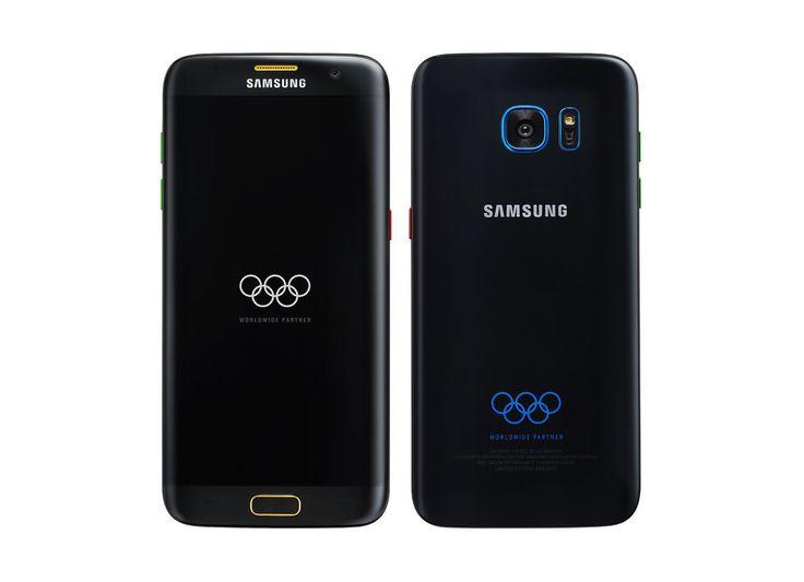 Samsung S7 Edge Olimpiyat Edition
