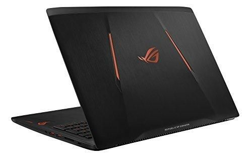 "ASUS ROG GL502VS-DB71 15.6"" FullHD Gaming LaptopIntel Core i76700HQNVIDIA GTX 1070256GB PCIE SSD1TB HDDWindows 10Black"