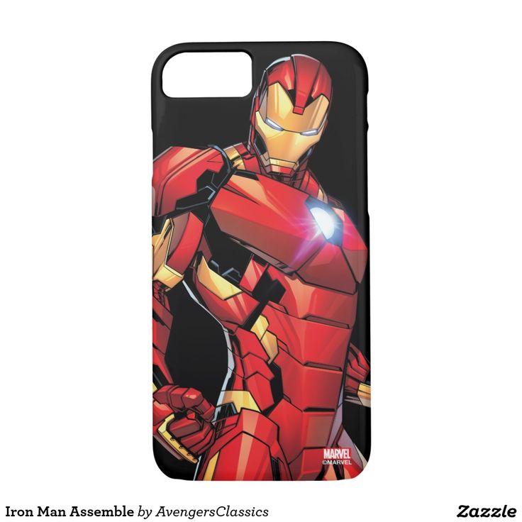 Iron Man Assemble iPhone 7 Case Black Friday sale coupon code is BLACKFRISAVE. avengers,iron man,iron man cartoon,marvel cartoon,avengers cartoon,iron man flying,iron man pose,marvel comics,super hero,superhero