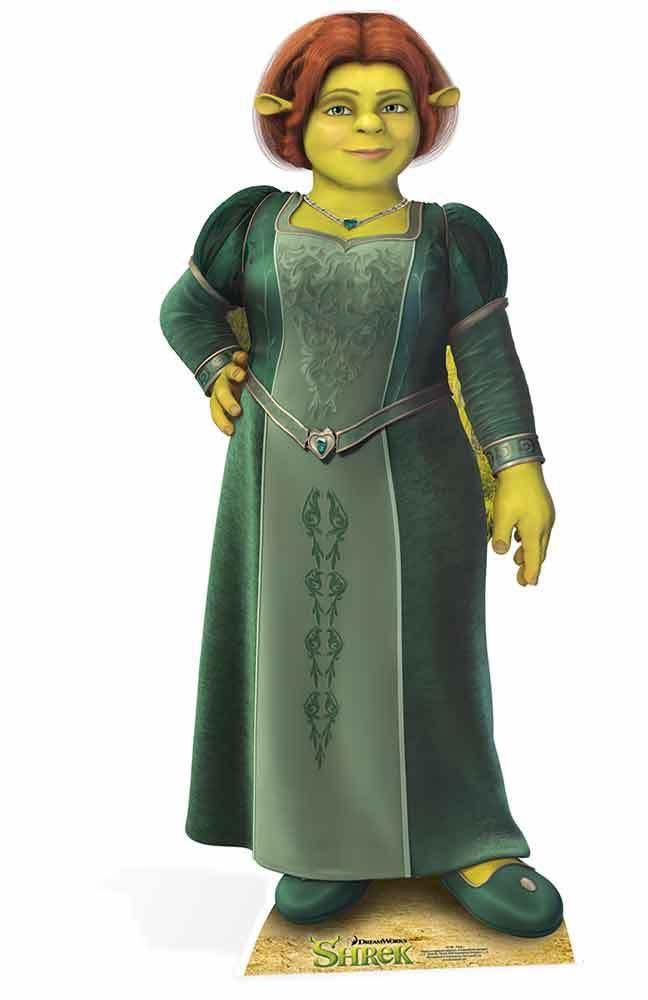 Starstills.com - Princess Fiona from Shrek Lifesize Cardboard Cutout / Standee / Standup, £32.99 (http://www.starstills.com/princess-fiona-from-shrek-lifesize-cardboard-cutout-standee-standup/)