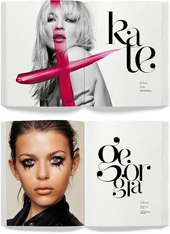 nice typoEditorial Typography, Editorial Logo, Editorial Design Fashion, Nice Types, Fashion Design Layout, Graphics Design, Editorial Design Layout, Fashion Editorial, Kate Moss