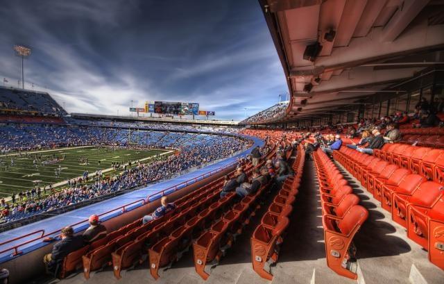 Ralph Wilson Stadium, Buffalo, NY, USA
