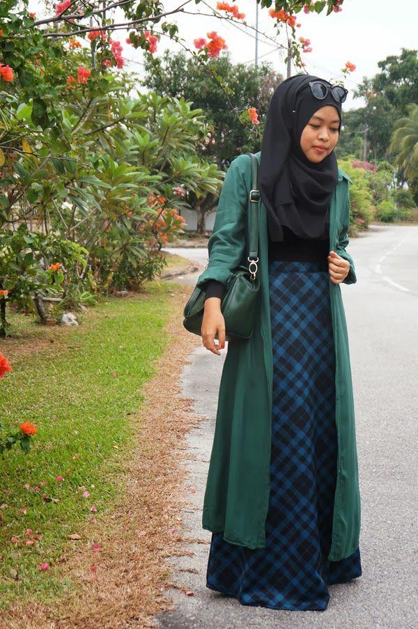 SheaRasol ♥ Muslimah fashion & hijab style