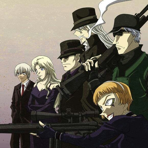 Black Organization (Detective Conan)