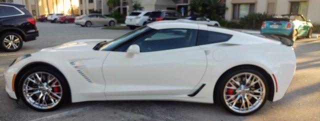 2016 Corvette Coupe For Sale Tennessee 2016 Corvette Z06 3lz Arctic White 78000 Listing 81163 Corvette Chevy Corvette For Sale Corvette For Sale