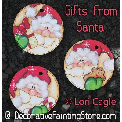 Gifts from Santa - Lori Cagle - PDF DOWNLOAD