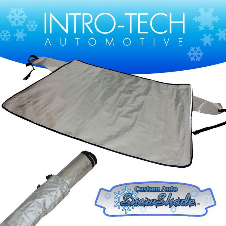 Honda fit 15 16 intro tech custom auto snow shade for Honda fit in snow
