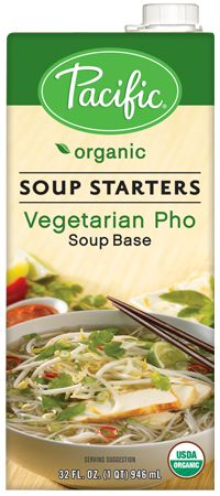 Our delicious organic vegetarian pho soup starter makes it simple to prepare authentic pho at home.