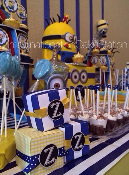 17 Best Images About Despicable Me Theme On Pinterest