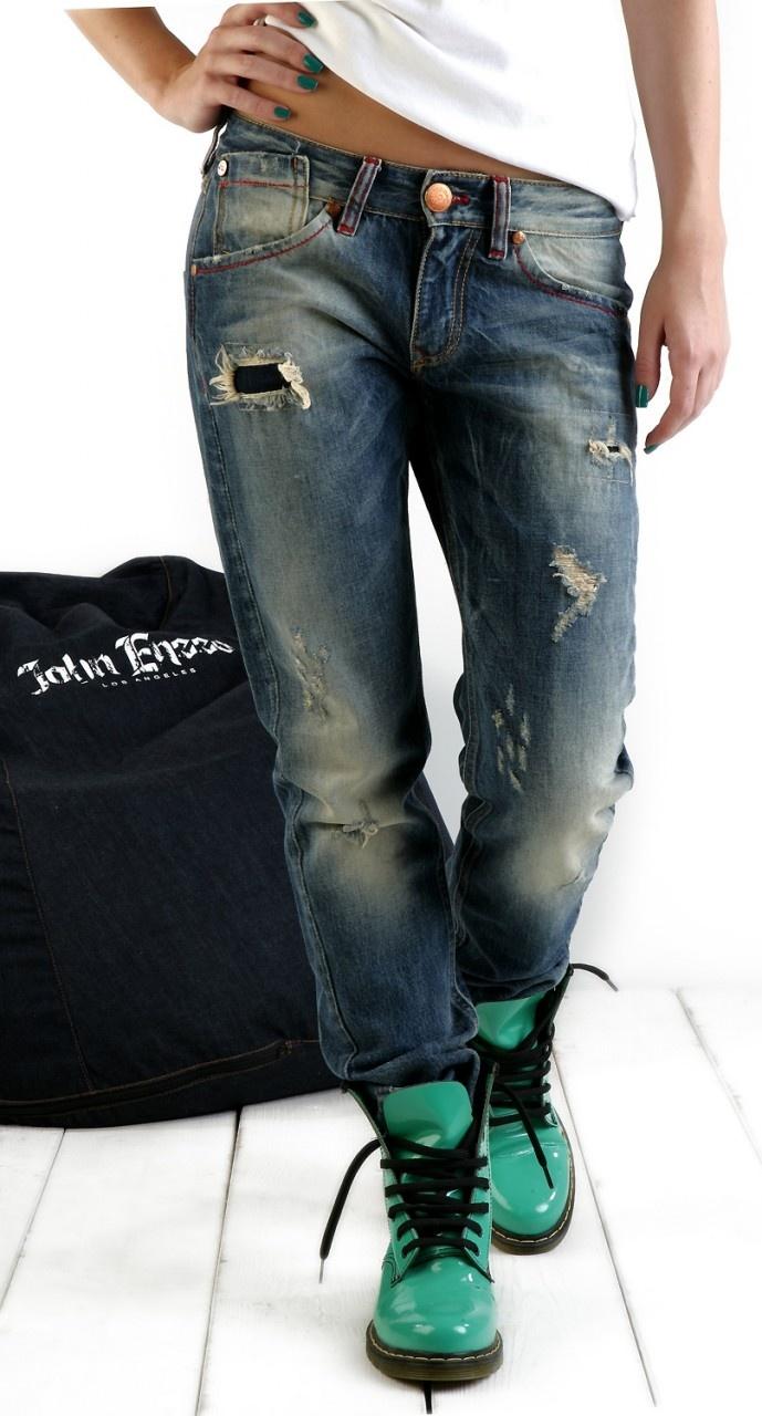 Women Jeans 100%COTTON