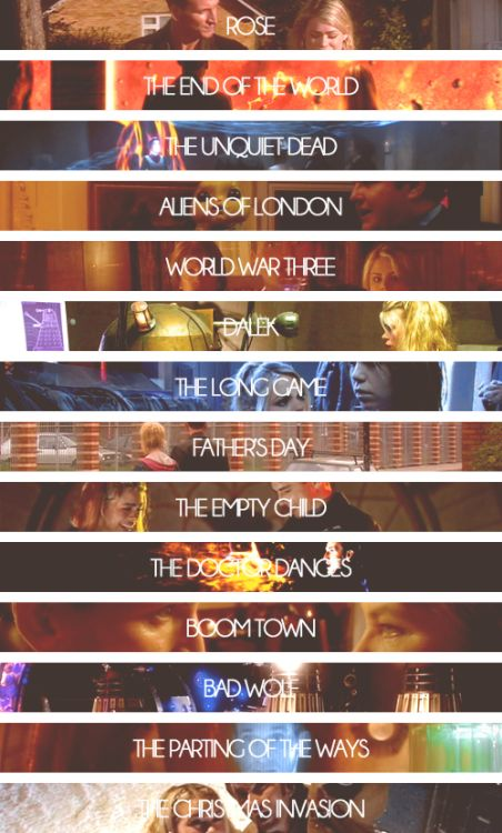 Episode list of series 1 of the reboot