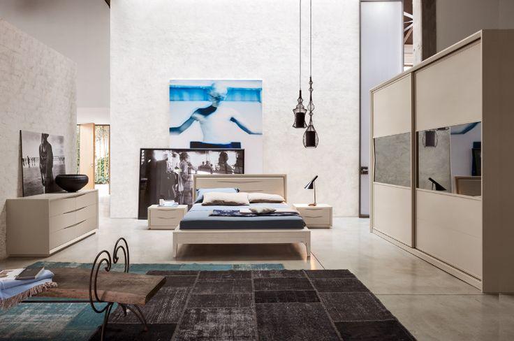 Letto | INFINITY | Moderno - Accademia Del Mobile