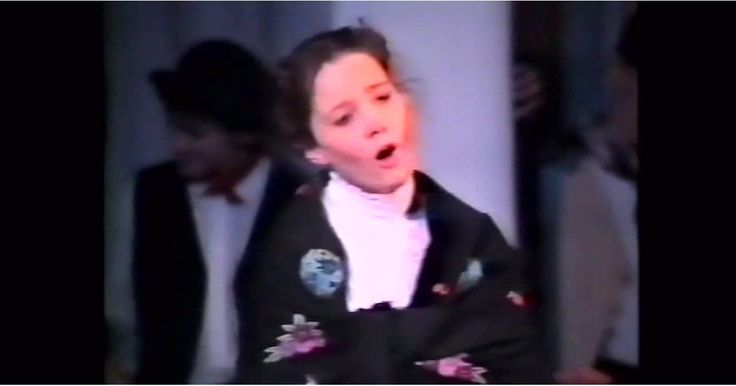 Young Kate Middleton Singing in My Fair Lady Video | POPSUGAR Celebrity