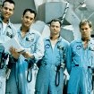 Kevin Bacon, Tom Hanks, Bill Paxton and Gary Sinise in Apollo 13