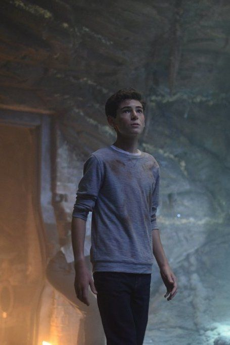 New Gotham Season 2 photos take us to the Batcave