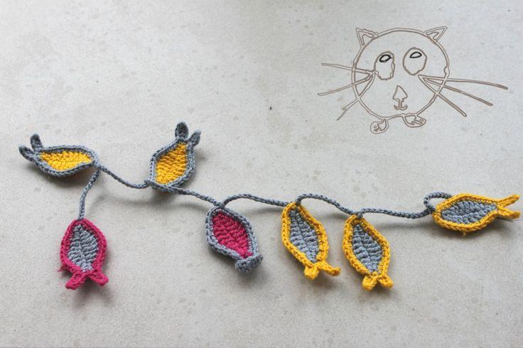rybki #fishcrochet #crochet