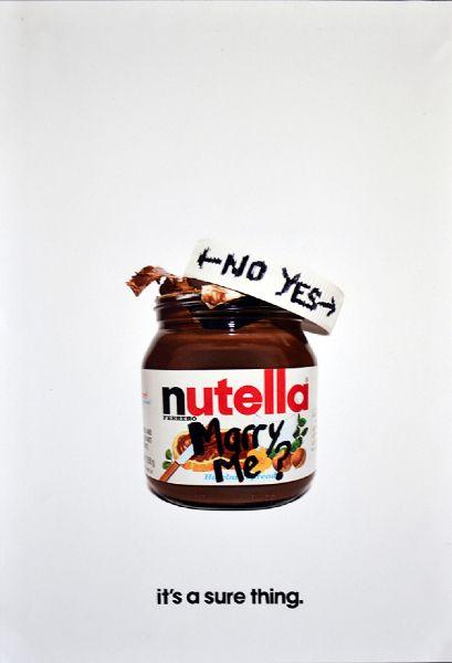 nutella advertising - Tìm với Google | Posters ...