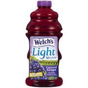 Welch Juices Concord Grape Light Light Juice, 64 oz(Pack of 4) ** For more information, visit image link.