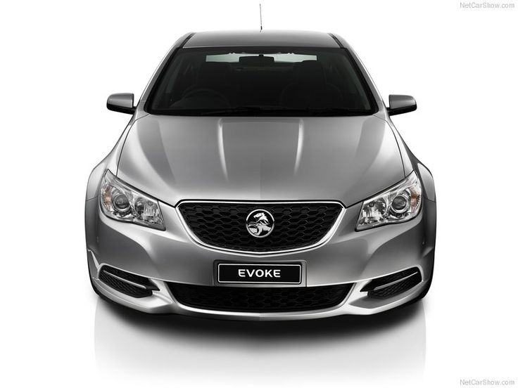 Holden VF Commodore Front Angle