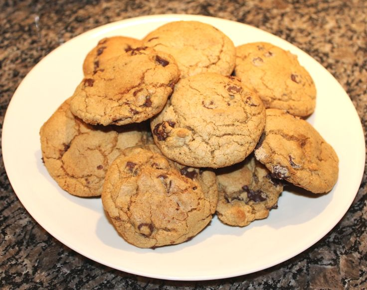 Classic Chocolate Chip Cookies « Cookbook Hub