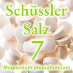 weiter zu - Schüssler Salz 7