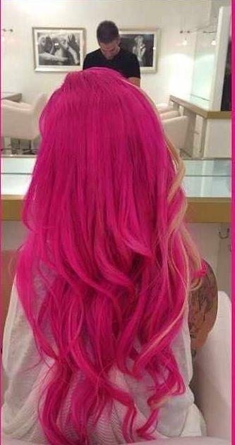 Cheveux de sirène ♥