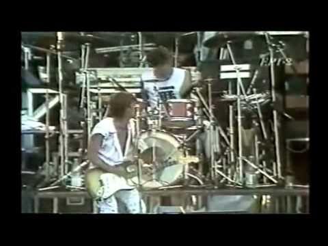 Telephone  : Un Peu De Ton Amour - ROCK IN ATHENS FESTIVAL - 27 July 1985