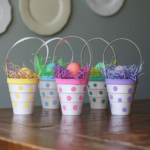 Holy cuteness! Perfect for Easter, can't wait to make these with the kids!
