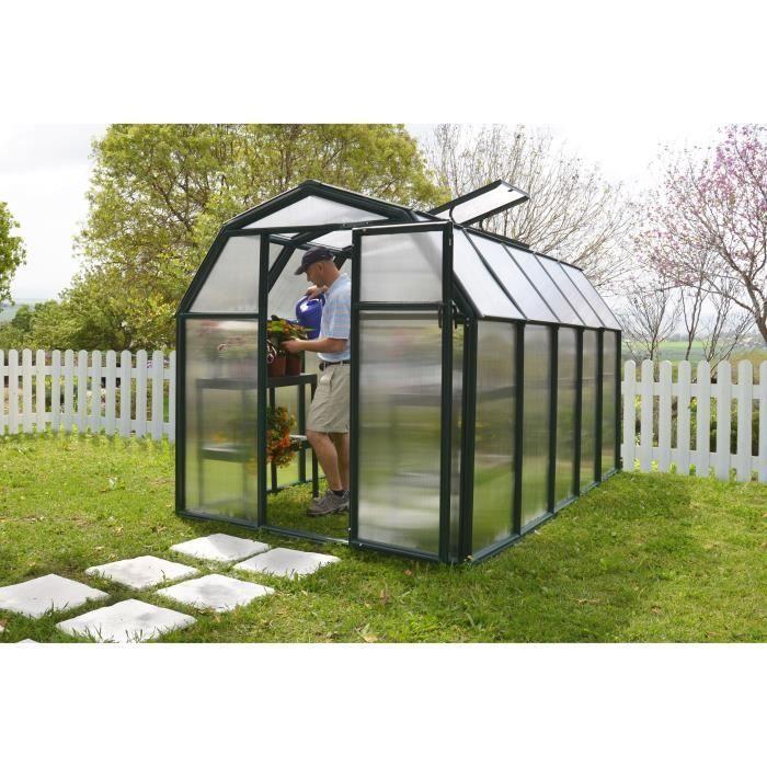 Serre De Jardin En 2020 Serre Jardin Terrasse Jardin Et Serre