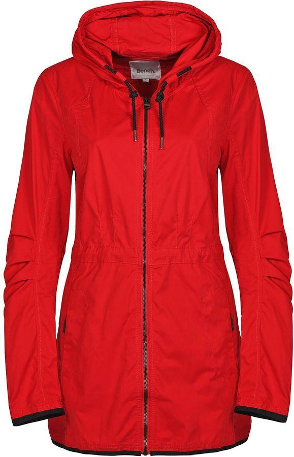 Bench Alberta iii long hooded jacket on shopstyle.co.uk