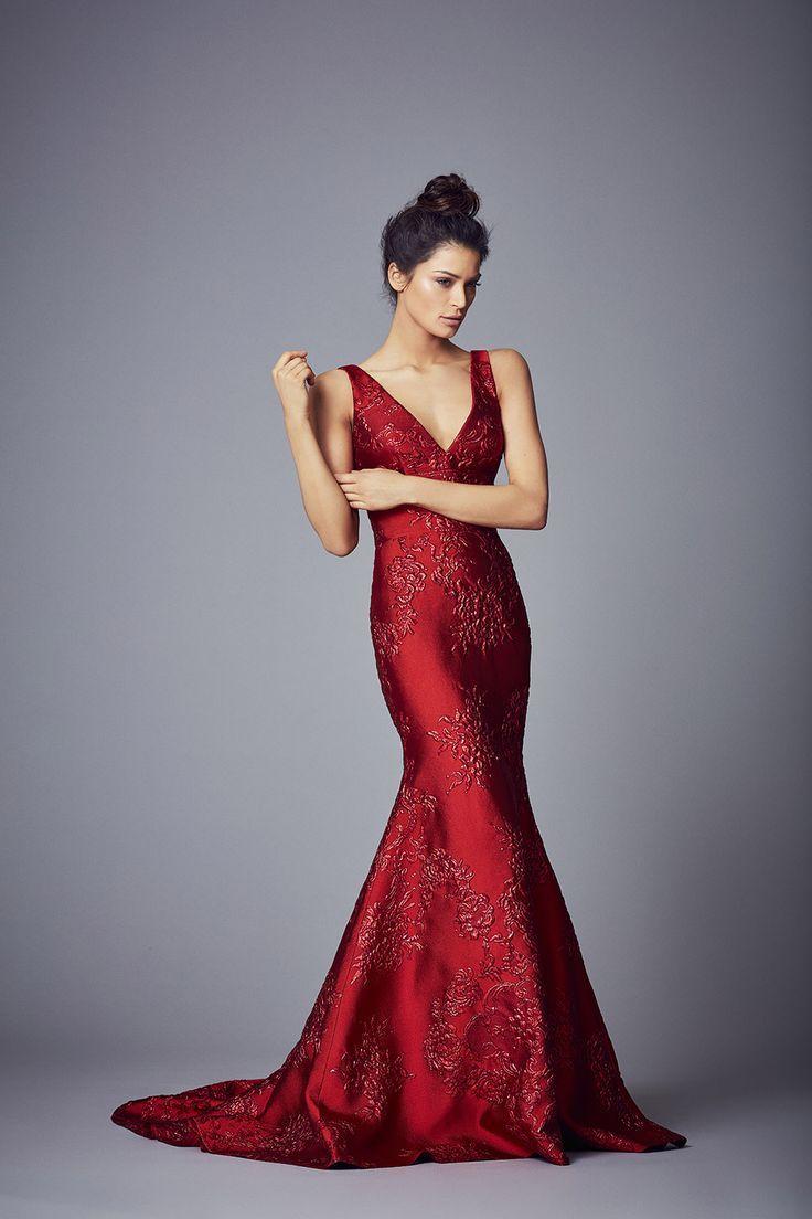 Mariana – Abendkleid - Abendkleider Modelle  Lila abendkleid