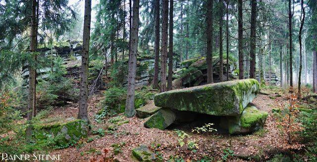 Dolmen am Bärenfels - Oberpfälzer Wald