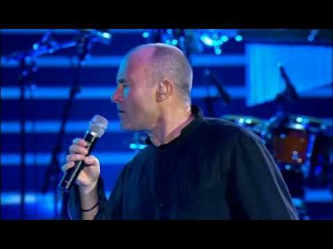 Phil Collins - Cant stop loving you (HQ Live 2004)