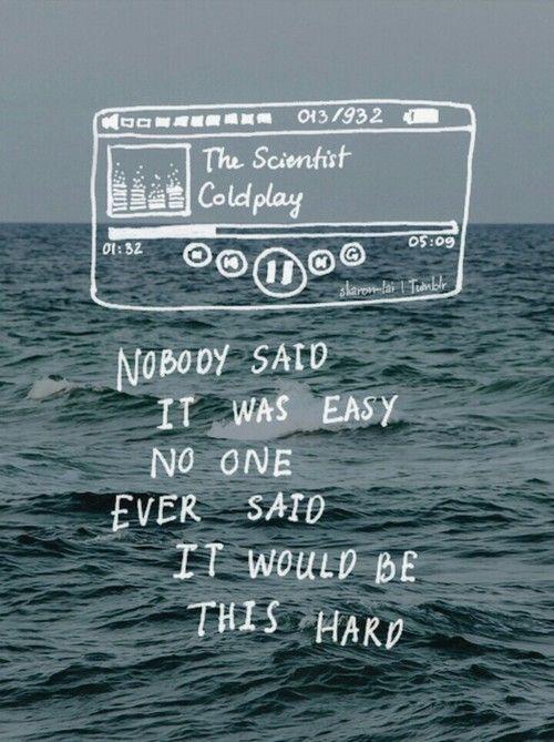 Qui aurait pu croire que ta chanson serait parfaite à ce moment là ?