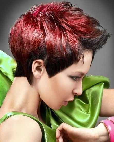 red hair ideas | Posts related to How to Maintain the Auburn Red Hair Ideas