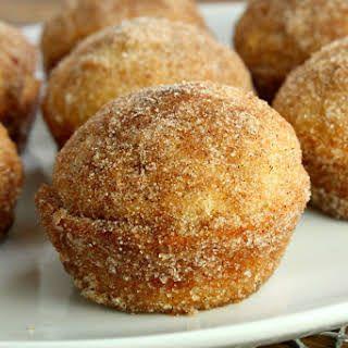 Kéto Muffins- Donut à la cannelle classique