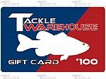 Tackle Warehouse gift card