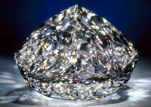 The Centenary diamond is famous for being a perfect flawless diamond - a diamond quality that is extremely rare certainly for a diamond of 273.85 carats