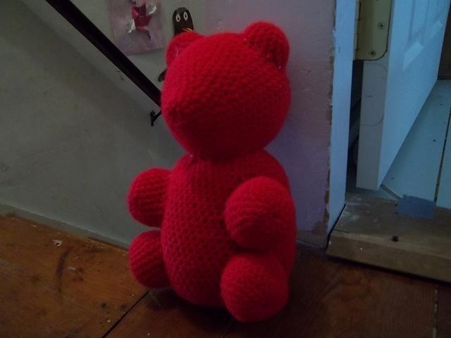 Ravelry: Giant Gummy Bear pattern by Lydia Graham USD5.00 ...
