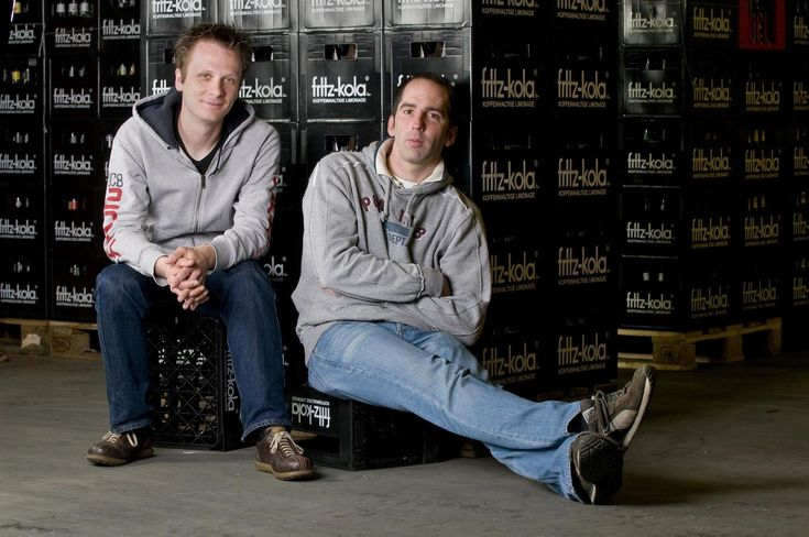 Two friends worked up a harebrained scheme to challenge Coke and Pepsi in a niche market. And they won.