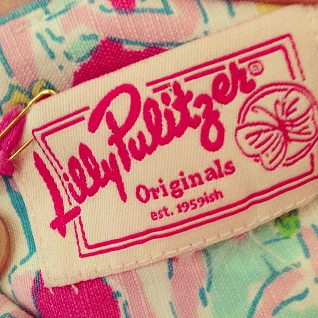 Palm Beach Chic Circa 1990s: 15 Best Lilly Pulitzer Labels Images On Pinterest
