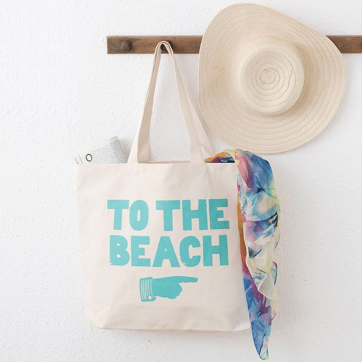 25  Best Ideas about Canvas Beach Bags on Pinterest | Diy bags ...